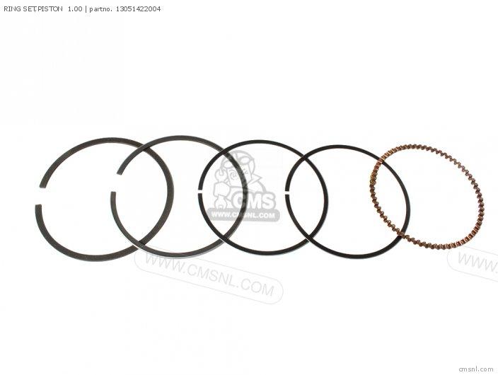 Ring Set, Piston  1.00 photo