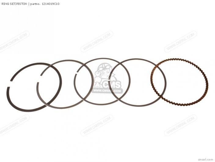 Ring Set, Piston photo