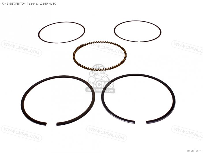 Ring Set, Piston photo
