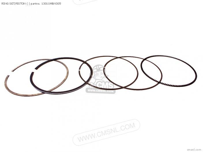 Ring Set, Piston ( photo
