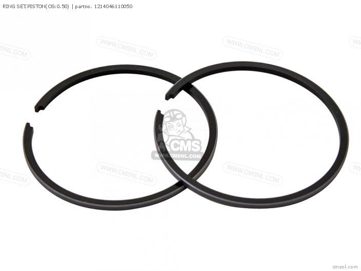 Ring Set, Piston(os:0.50) photo