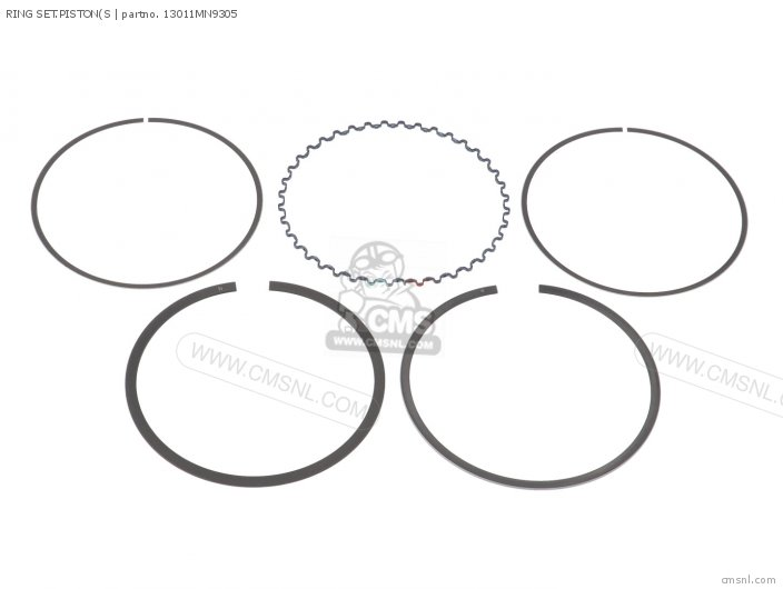 RING SET.PISTON(S