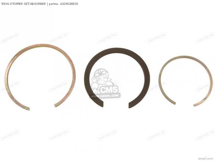 Ring Stopper Set, Absorber photo