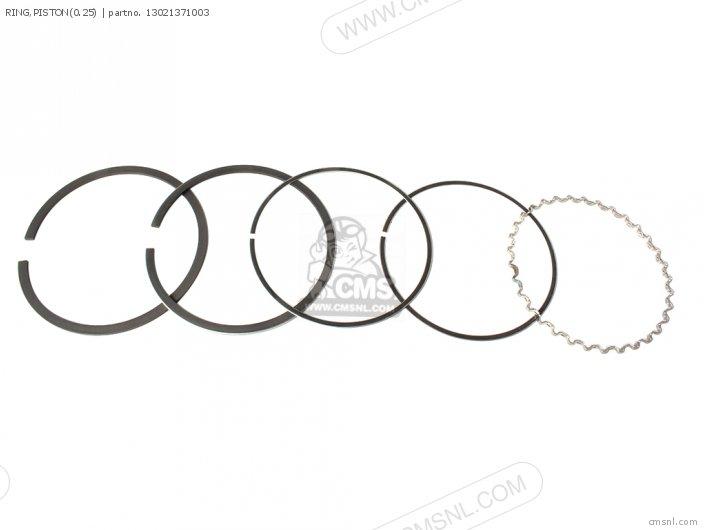 Ring, Piston(0.25) photo