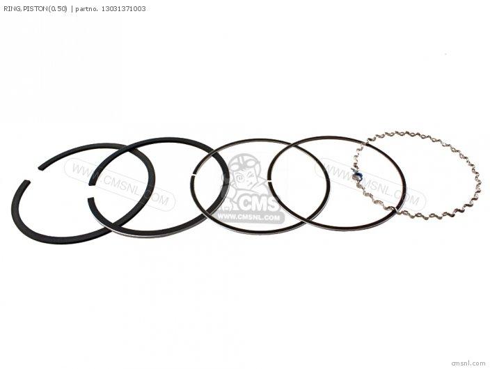 Ring, Piston(0.50) photo