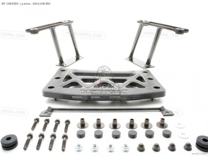 Honda RR CARRIER 08161MS950