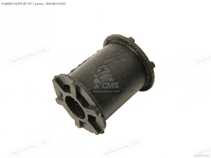 RUBBER,MUFFLER MT