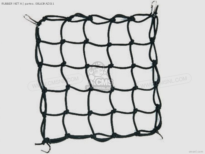 Cbr600fs 2002 2 France Rubber Net A