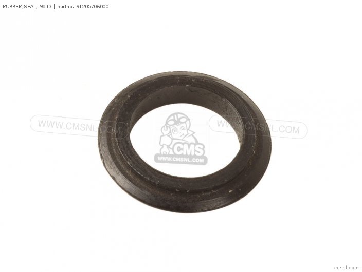 RUBBER,SEAL, 9X13