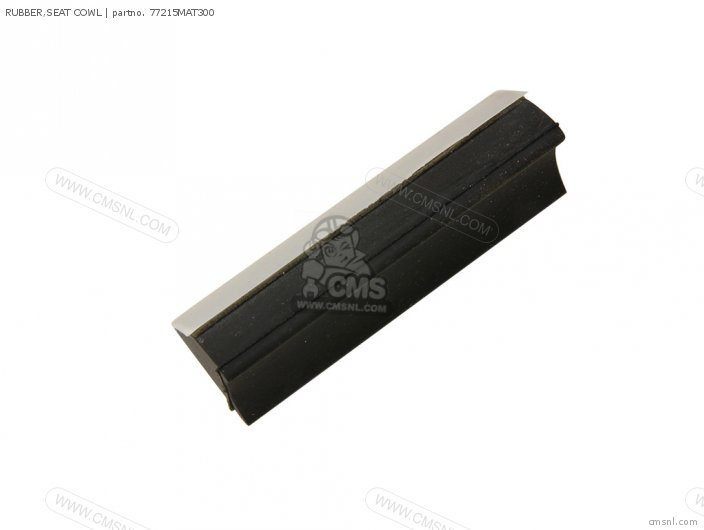 RUBBER,SEAT COWL