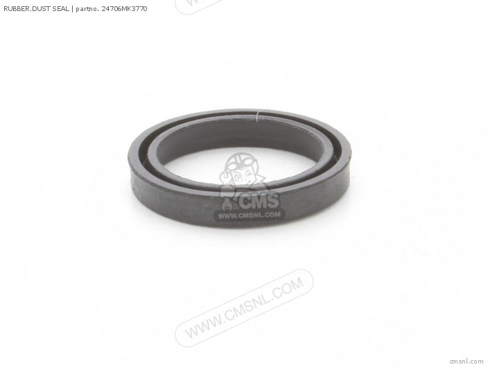 Rubber, Dust Seal photo