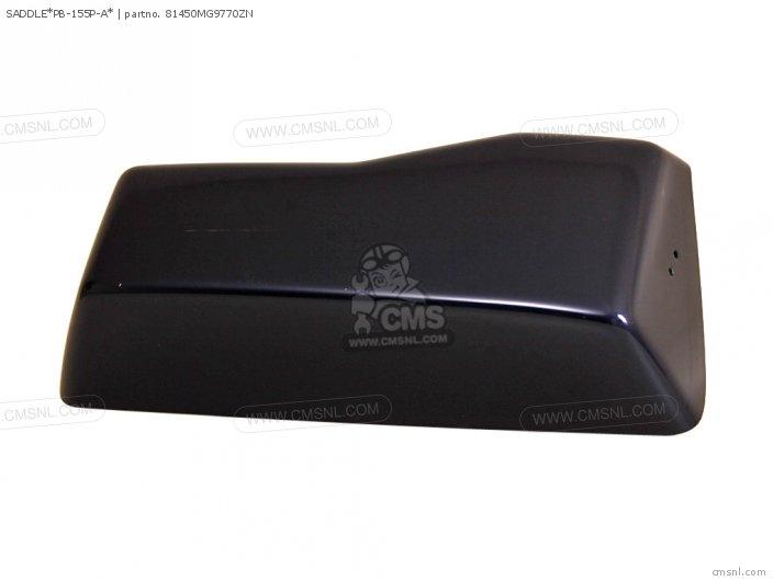 SADDLE*PB-155P-A*