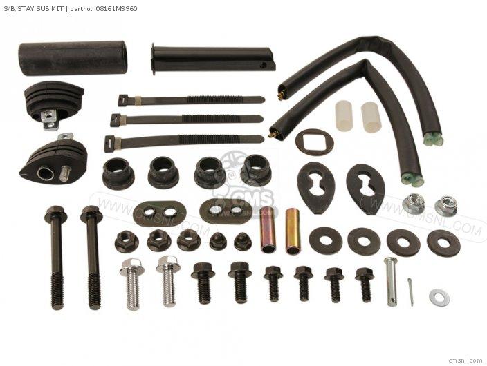 Honda S/B,STAY SUB KIT 08161MS960