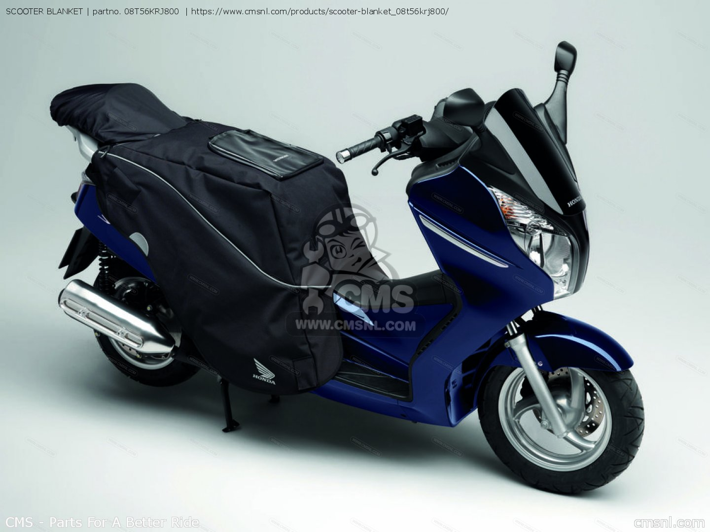 Scooter Blanket For Fjs400d Silver Wing 2006 6 France Cmf