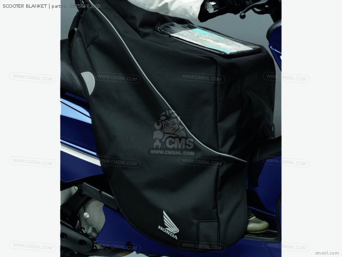 Fes150 Silver Wing Scooter Blanket