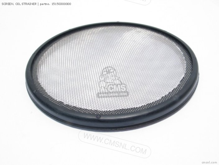 Screen, Oil Strainer photo