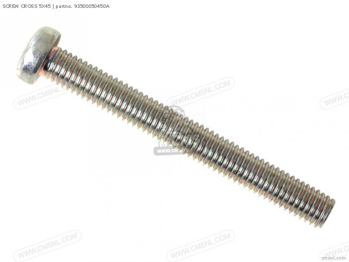 SCREW CROSS 5X45