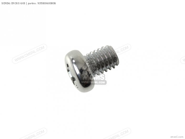 SCREW CROSS 6X8