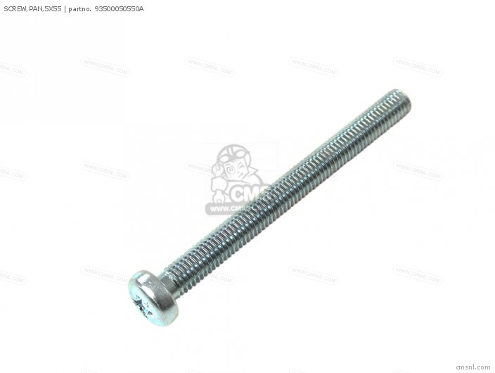 SCREW,PAN,5X55