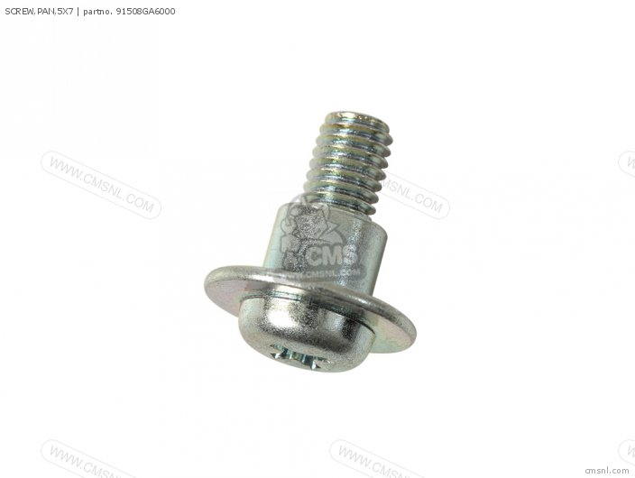 SCREW PAN 5X7