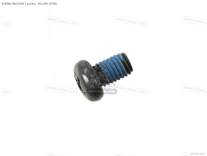SCREW PAN 5X8