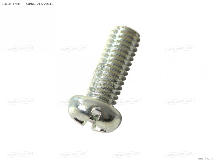 SCREW-PAN+-