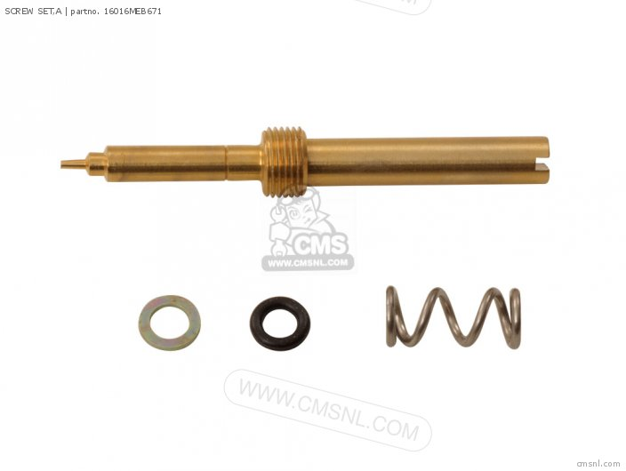 SCREW SET,A