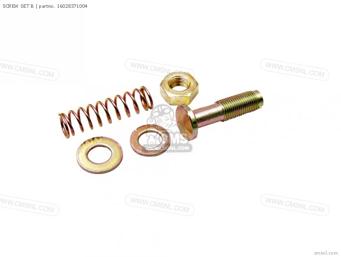 SCREW SET B