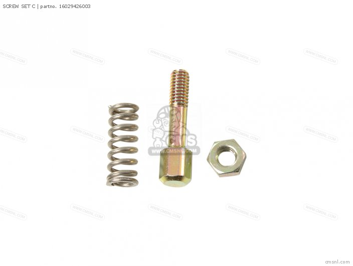 SCREW SET C