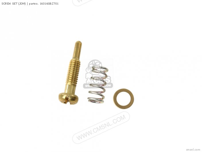 SCREW SET (JDM)