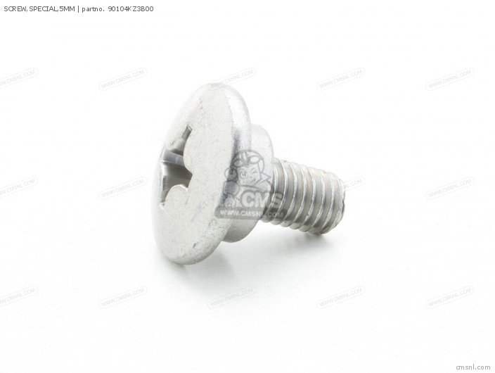 SCREW, SPECIAL,5MM
