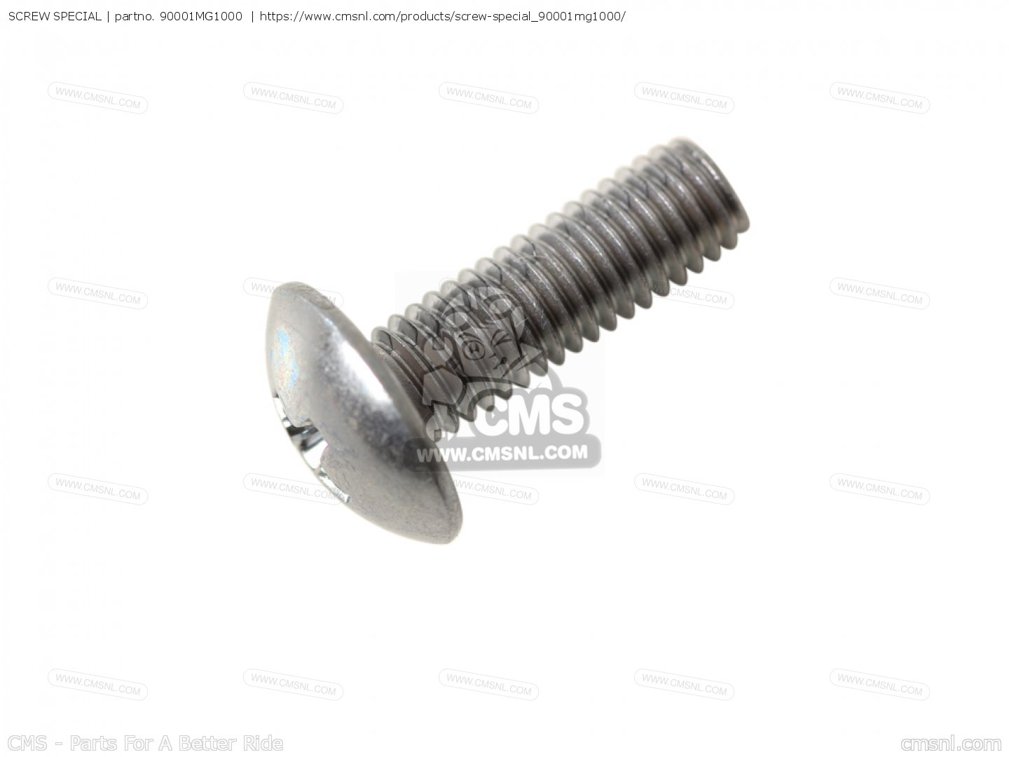 SCREW SPECIAL For XRV750 AFRICA TWIN 1991 M ENGLAND