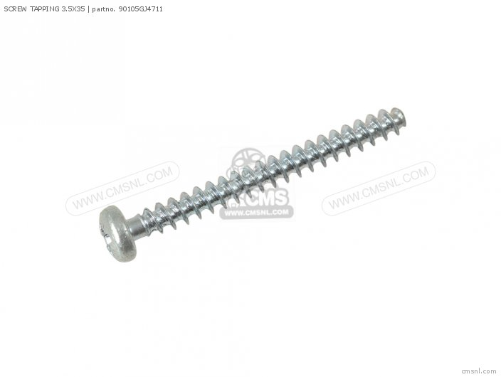 Crm75r 1989 k Spain Screw Tapping 3 5x35