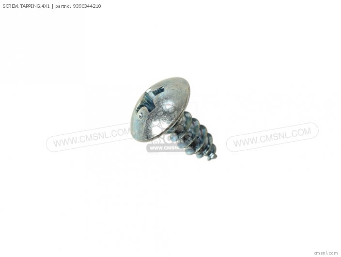 SCREW, TAPPING,4X1