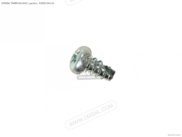 SCREW,TAPPING,4X8