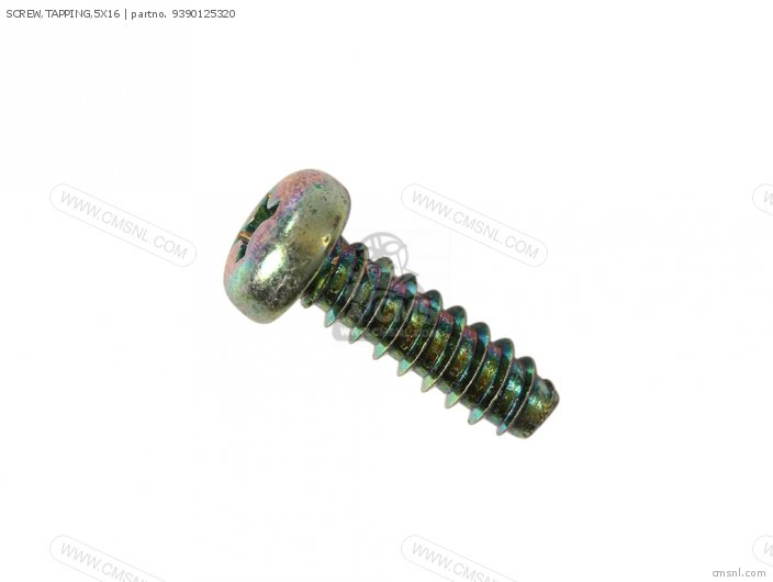 SCREW,TAPPING,5X16