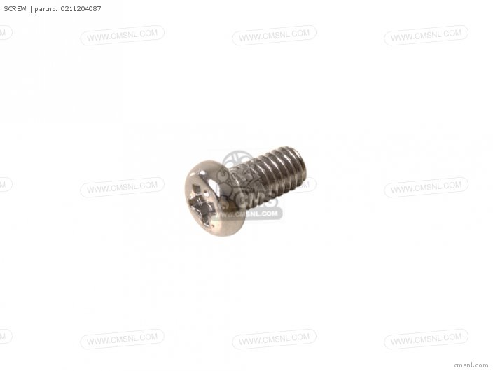 Dr250 1987 sh Screw