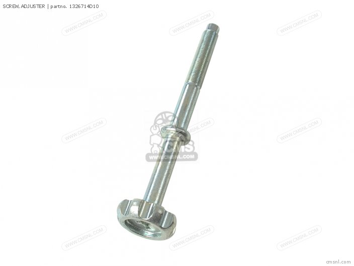 Screw, Adjuster photo