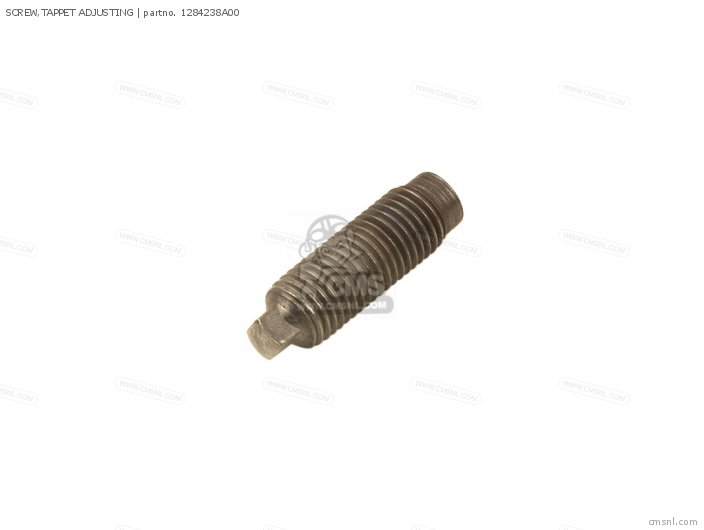 Screw, Tappet Adjusting photo