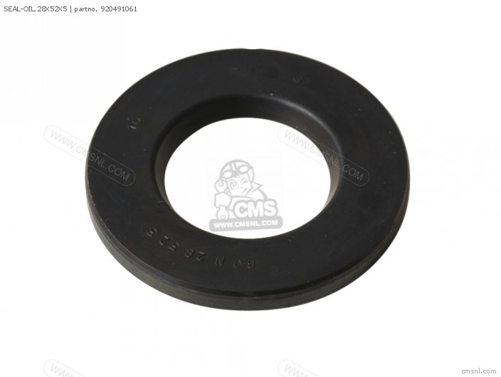 Seal-oil,28x52x5 photo