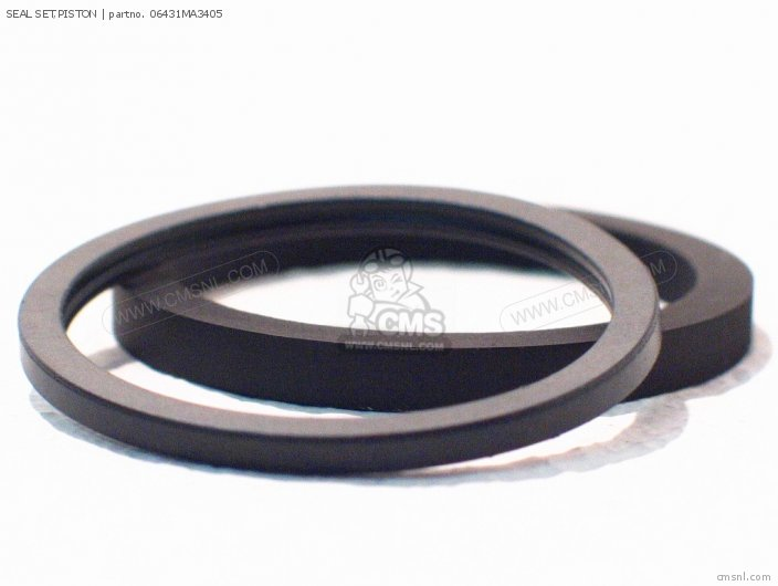 Cbr1000f 1000 Hurricane 1994 Usa Seal Set piston