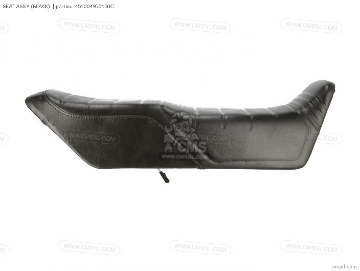 Seat Assy (black) photo