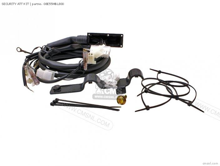 Honda SECURITY ATT KIT 08E55MBL800
