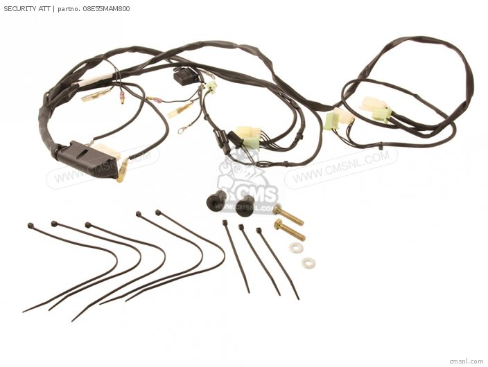 Honda SECURITY ATT 08E55MAM800