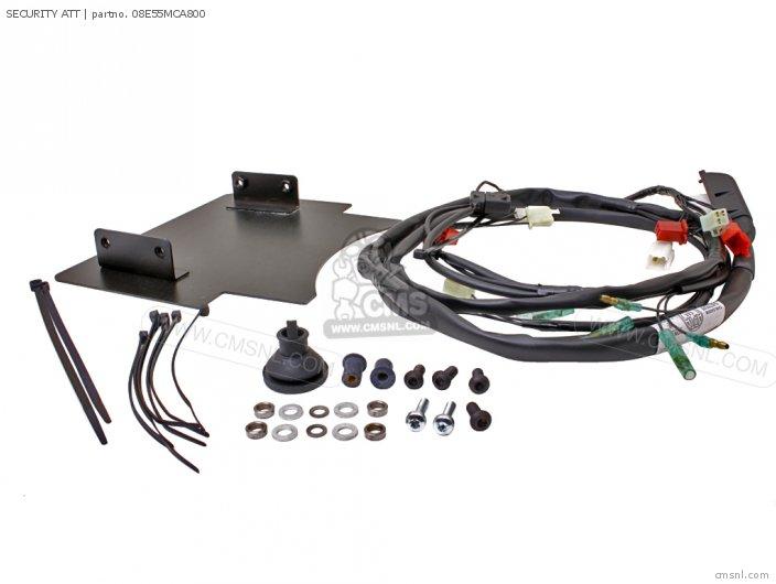 Honda SECURITY ATT 08E55MCA800