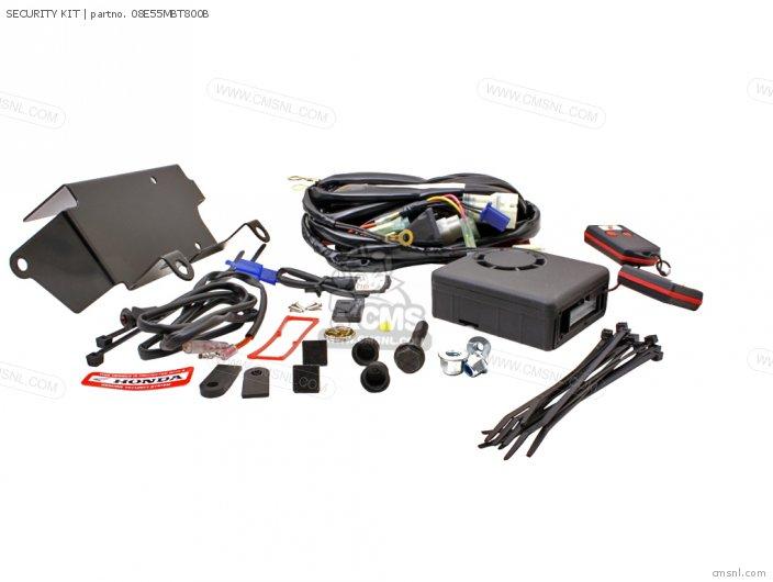 Honda SECURITY KIT 08E55MBT800B