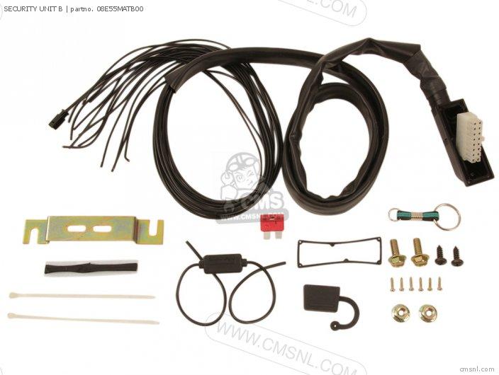 Honda SECURITY UNIT B 08E55MATB00