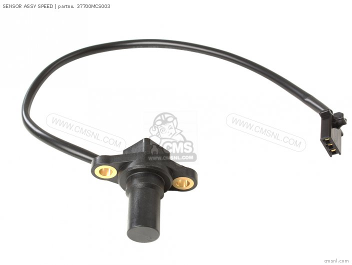 SENSOR ASSY SPEED
