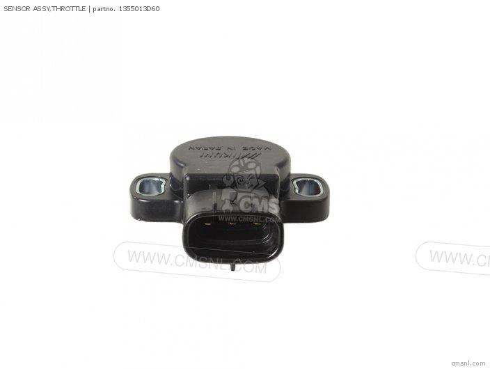 Sensor Assy, Throttle photo