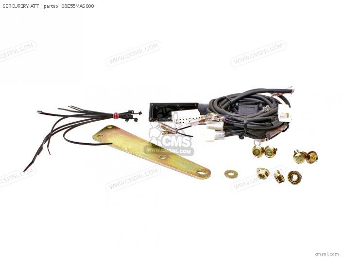 Honda SERCURIRY ATT 08E55MAS800